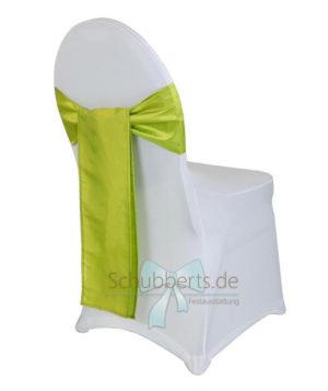 Stuhlschleifen aus Seiden-Taft mieten Chemnitz