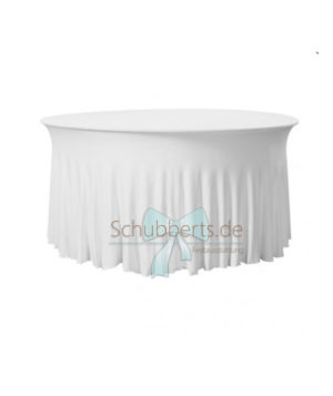 Tischhusse für runden Bankett-Tisch