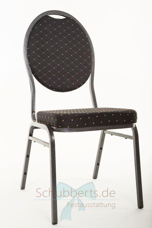 Bankettstühle schwarz